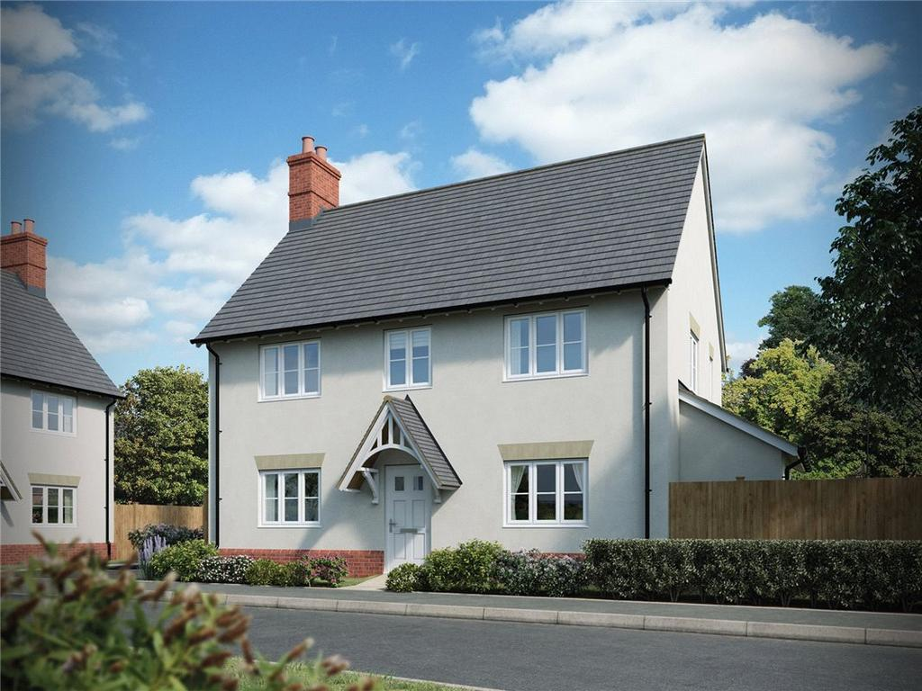 4 Bedrooms Detached House for sale in Cottingham Drive, Moulton, Northampton, Northamptonshire, NN3
