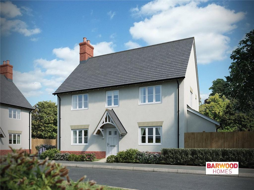4 Bedrooms Detached House for sale in Millbrook Grange Development, Moulton, Northampton, NN3
