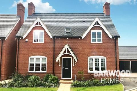 3 bedroom detached house for sale - Millbrook Grange Development, Moulton, Northampton, NN3