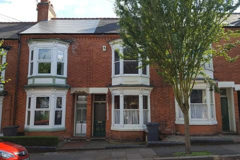 2 bedroom terraced house to rent - Harrow Road, West End, Leicester, Leicestershire, LE3 0JX