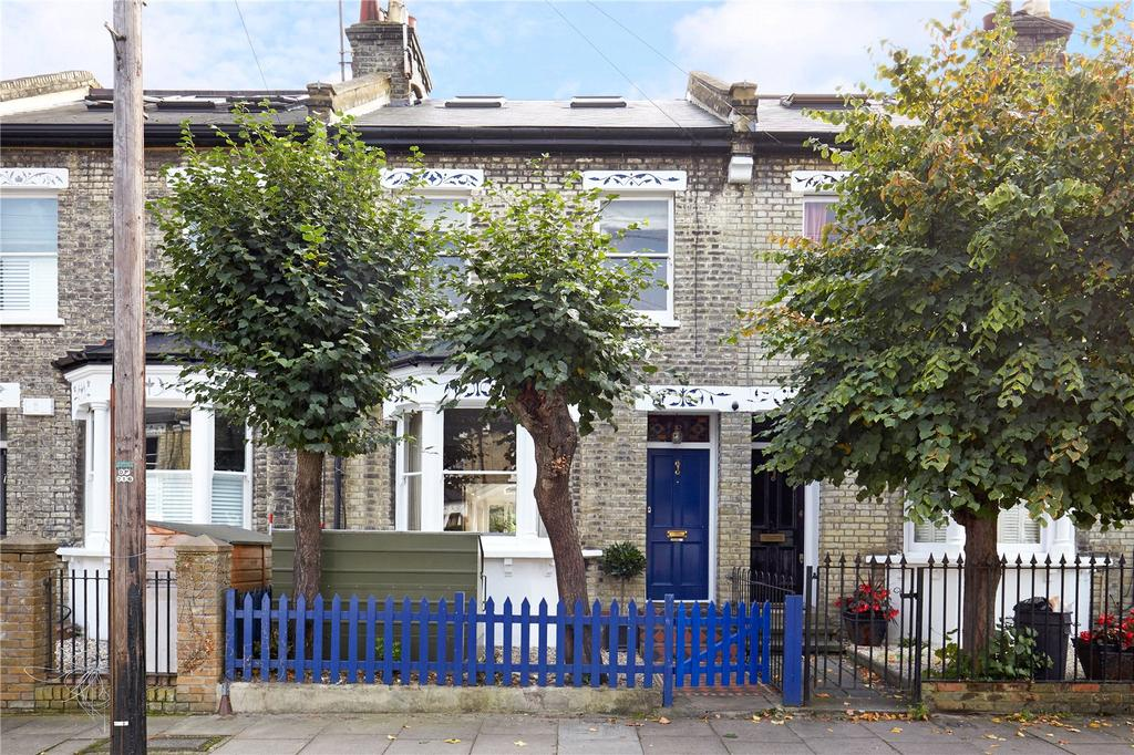 4 Bedrooms Terraced House for sale in Coleford Road, London, SW18