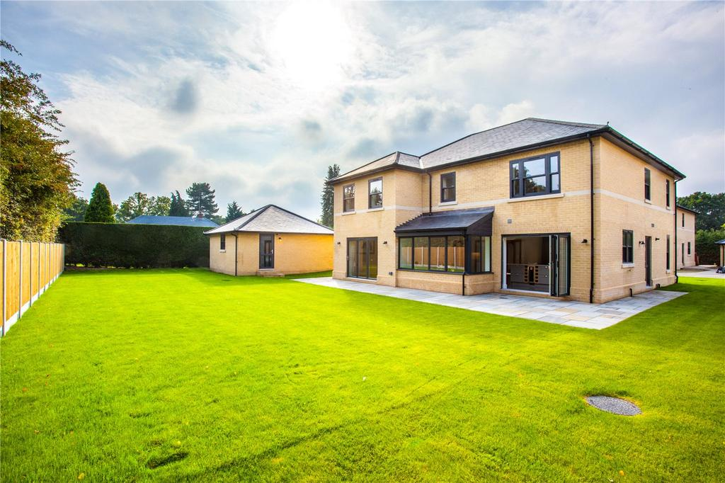 5 Bedrooms Detached House for sale in Purdis Place, 135 Bucklesham Road, Ipswich, IP3