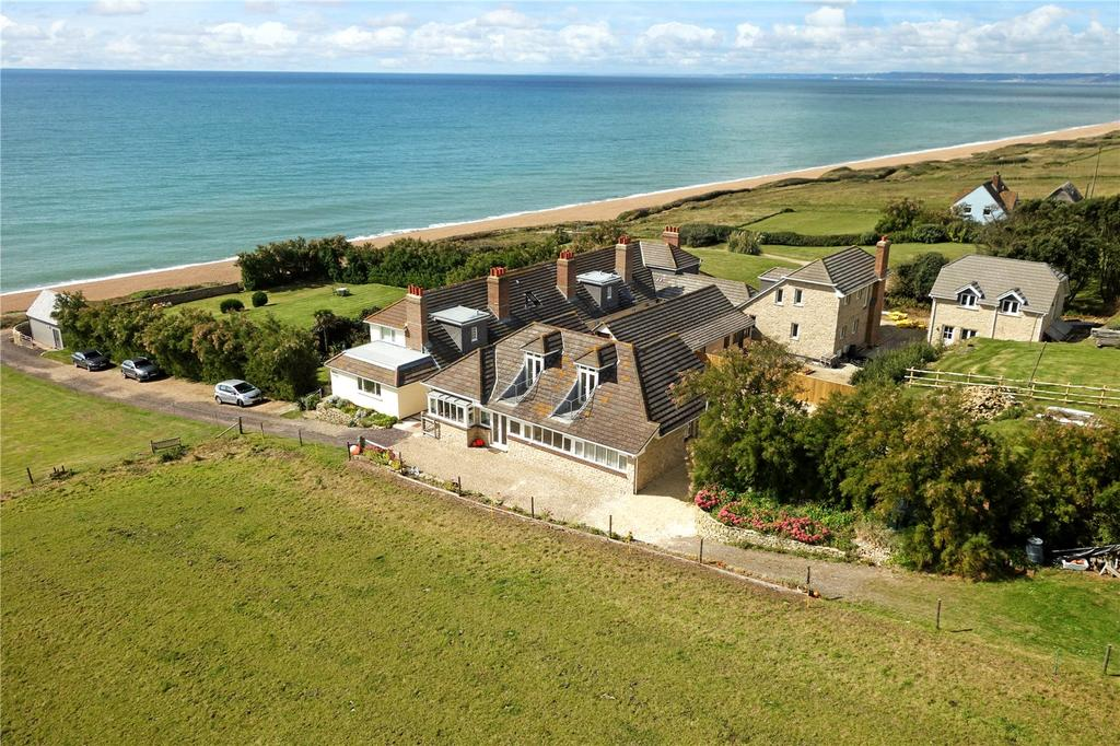 4 Bedrooms Detached House for sale in The Old Coastguards, Abbotsbury, Weymouth, Dorset, DT3
