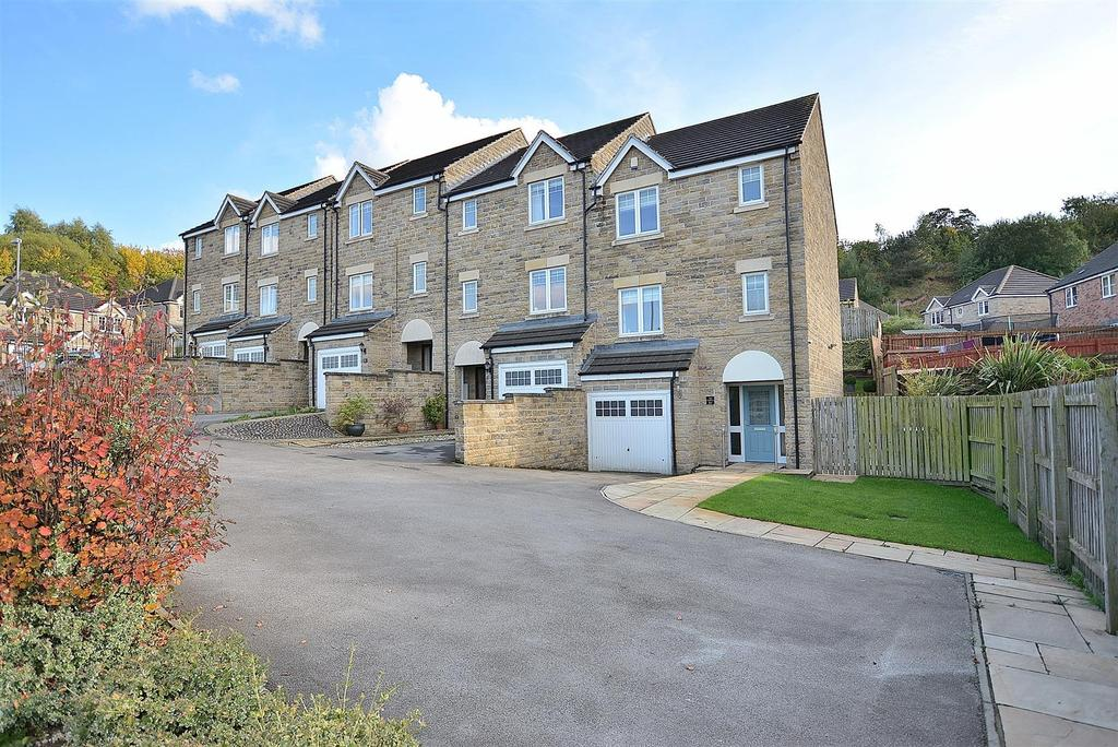 4 Bedrooms Town House for sale in Quarry Bank, Mansfield