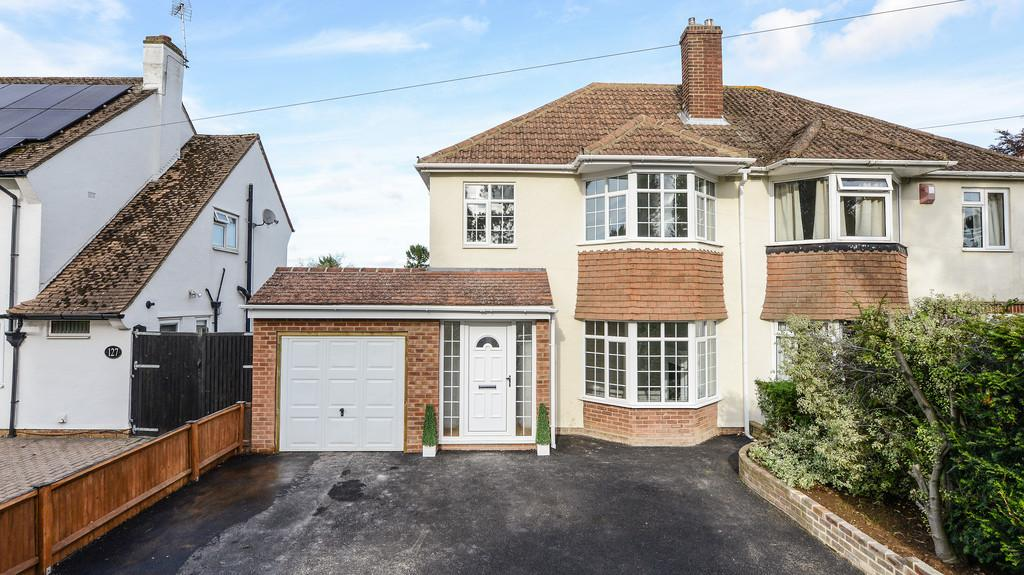 4 Bedrooms Semi Detached House for sale in Sutton Road, Maidstone
