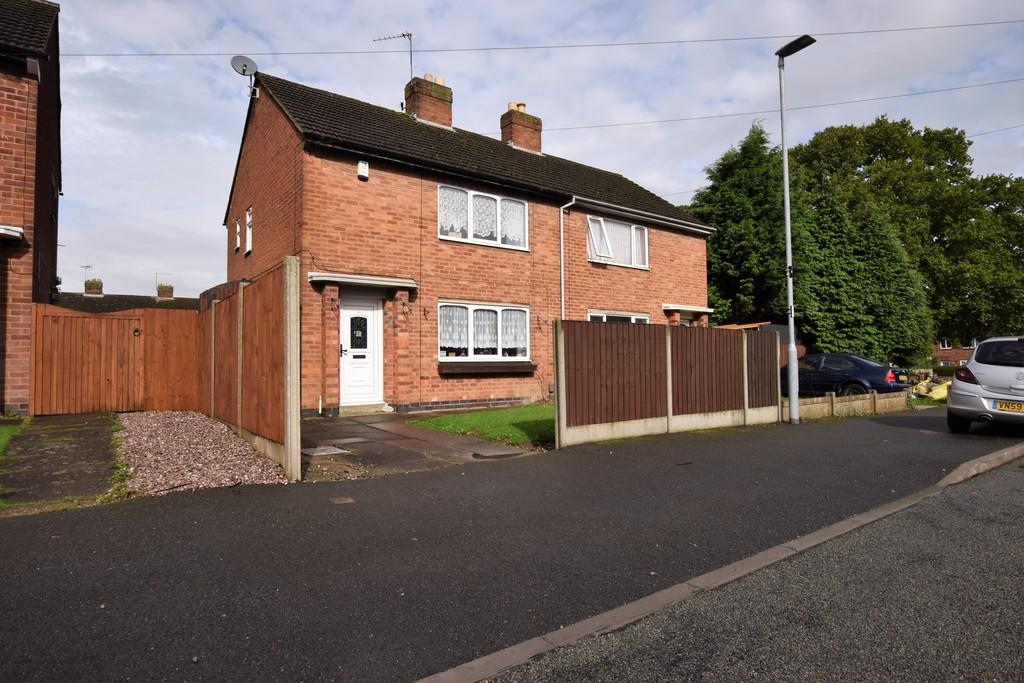 2 Bedrooms Semi Detached House for sale in Mount Avenue, Barwell