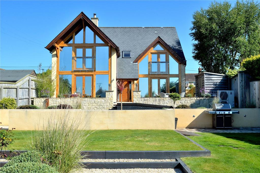 4 Bedrooms Detached House for sale in Stour Row, Shaftesbury, Dorset, SP7