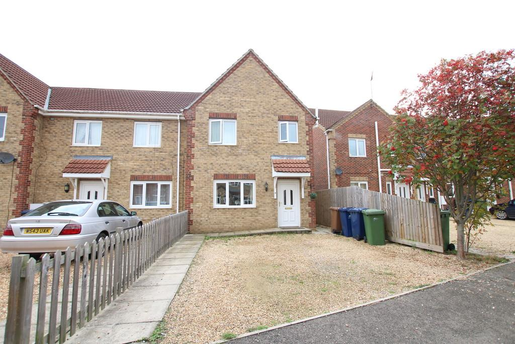 3 Bedrooms End Of Terrace House for sale in Beechings Close, Wisbech St. Mary