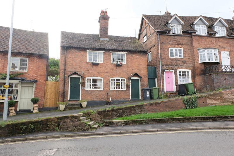 2 Bedrooms Detached House for sale in Welch Gate, Bewdley DY12 2AX