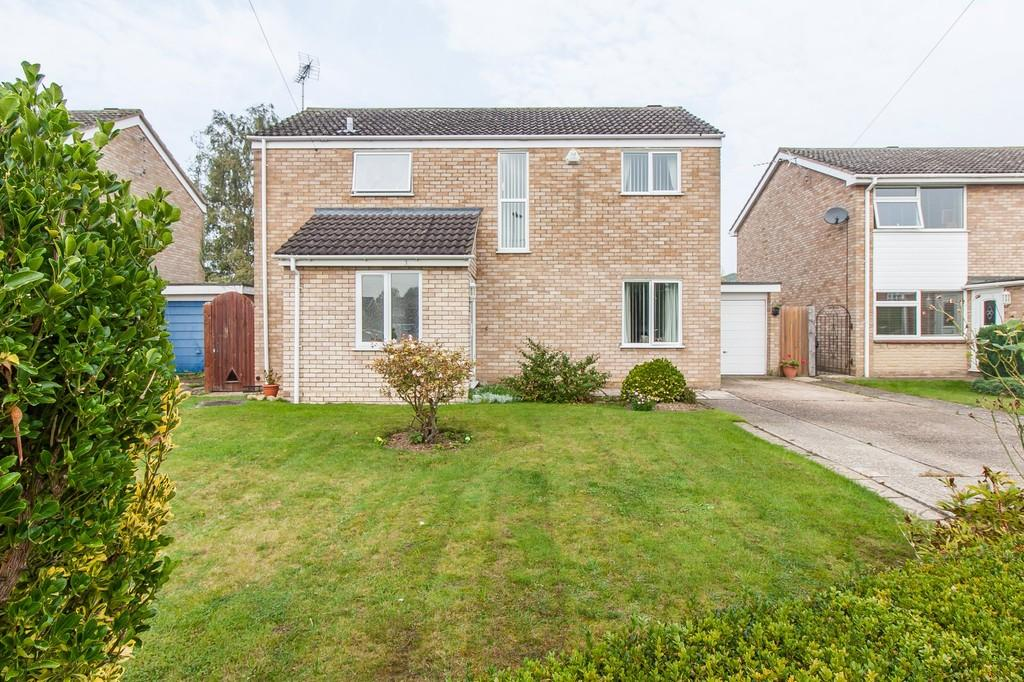 4 Bedrooms Detached House for sale in The Limes, Harston, Cambridge