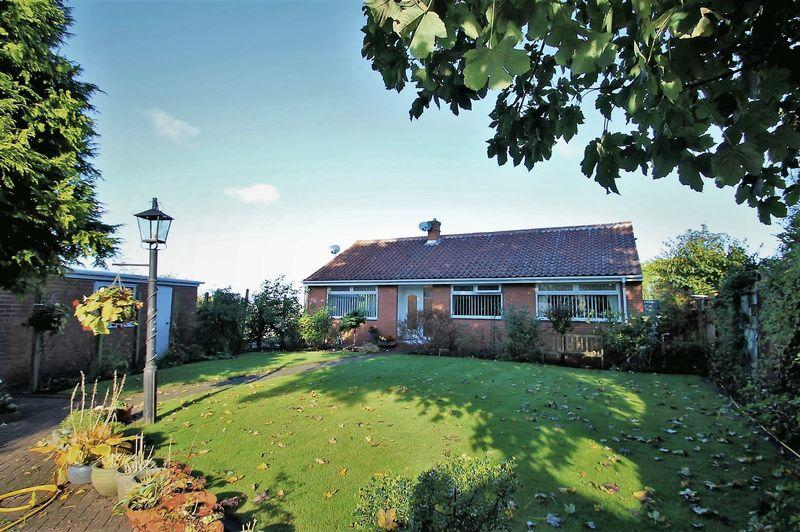 3 Bedrooms Detached Bungalow for sale in 'Sunnyside' Darlington Road, Sadberge DL2 1SB