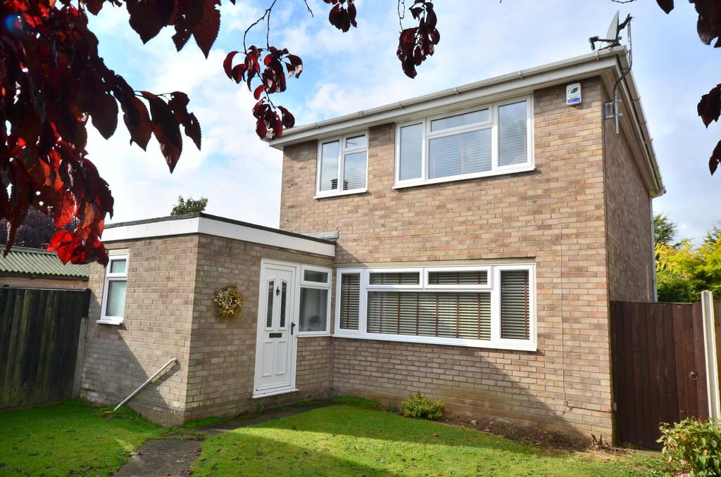 3 Bedrooms Detached House for sale in Stane Field, Marks Tey, CO6 1LX