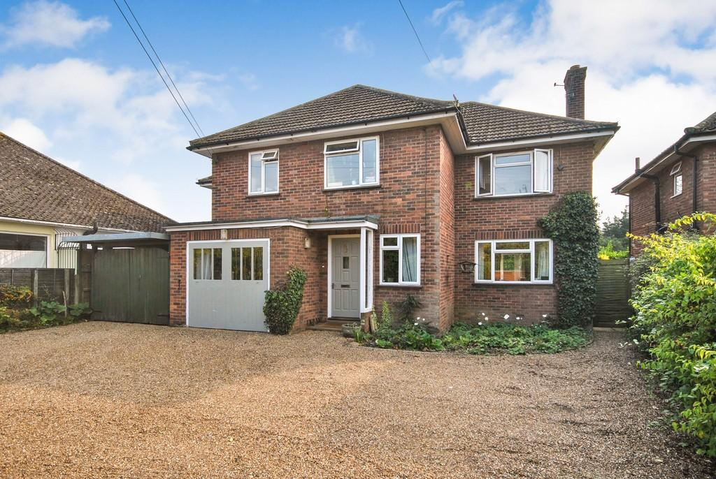 5 Bedrooms Detached House for sale in Diss, Norfolk