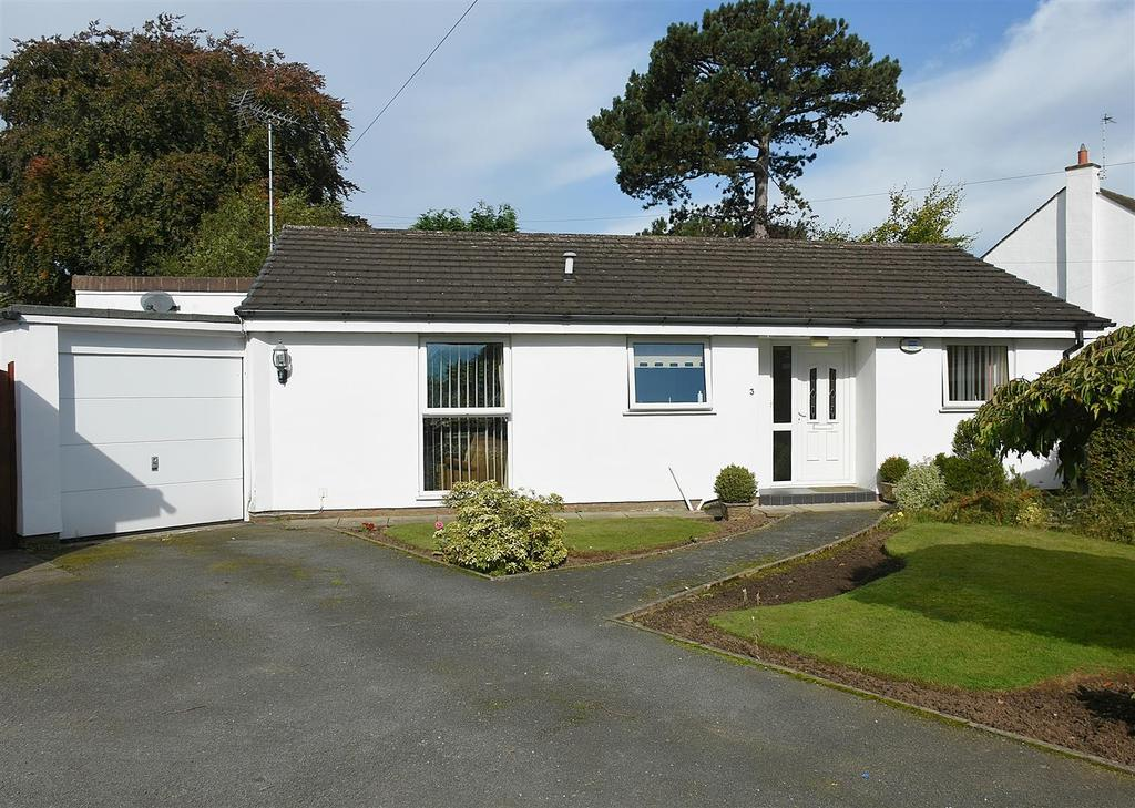 2 Bedrooms Detached Bungalow for sale in Cotswold Close, Sandiway