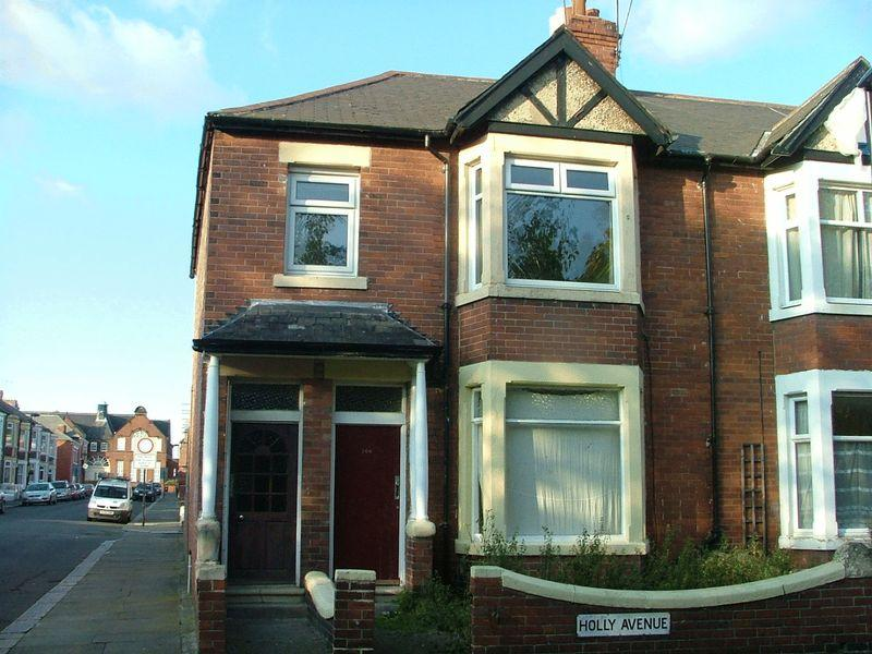 3 Bedrooms Apartment Flat for sale in Holly Avenue, Wallsend
