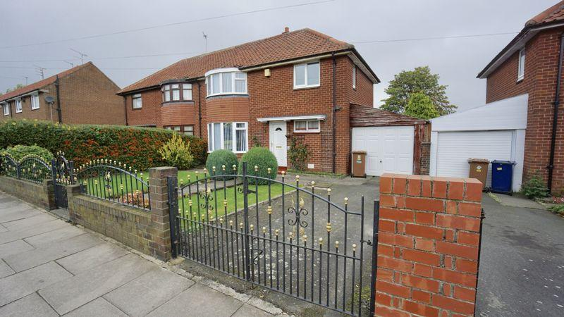 3 Bedrooms Semi Detached House for sale in Westbourne Avenue, Walkergate