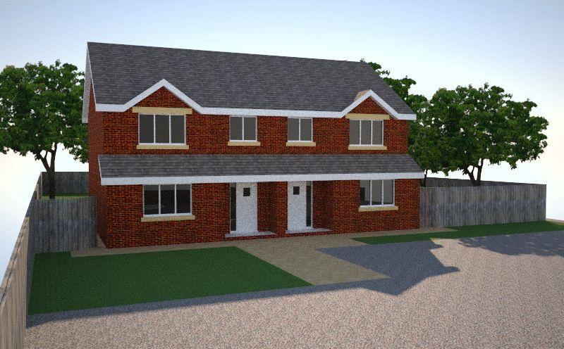 3 Bedrooms Semi Detached House for sale in Amlwch, Anglesey