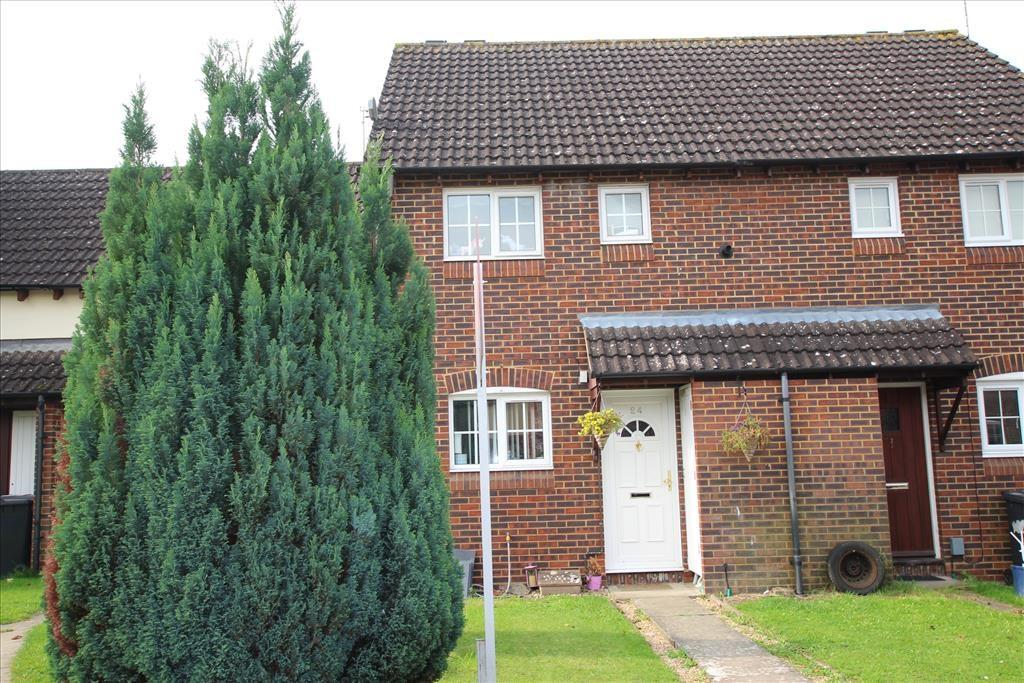2 Bedrooms Terraced House for sale in Page Close, BALDOCK, SG7