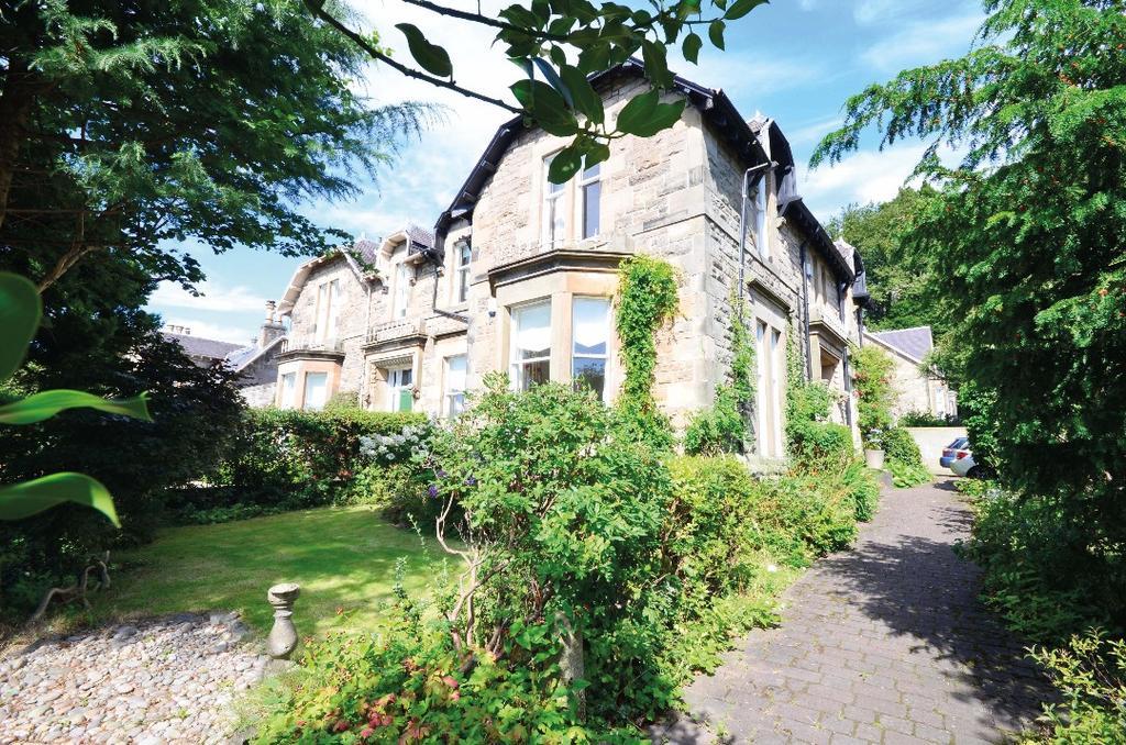 4 Bedrooms Semi Detached House for sale in Clarendon Road, Stirling, Stirling, FK8 2RN