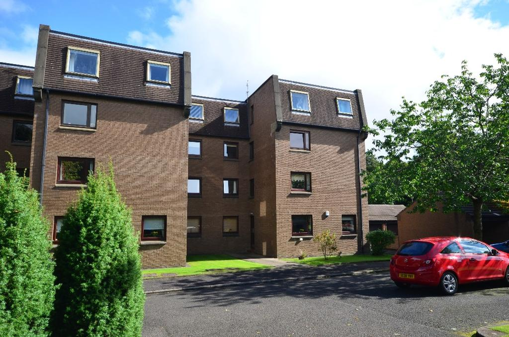 2 Bedrooms Flat for sale in Nethan Gate, Hamilton, South Lanarkshire, ML3 8NH