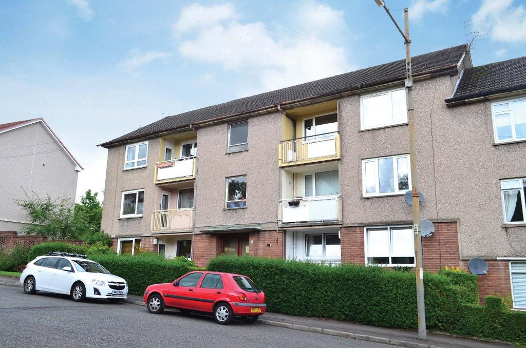2 Bedrooms Flat for sale in Balcarres Avenue, Flat 2/2, Kelvinside, Glasgow, G12 0QN