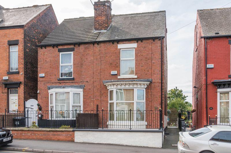 3 Bedrooms Semi Detached House for sale in Main Road, Darnall, S9 4QL - Ideal For The Commuter