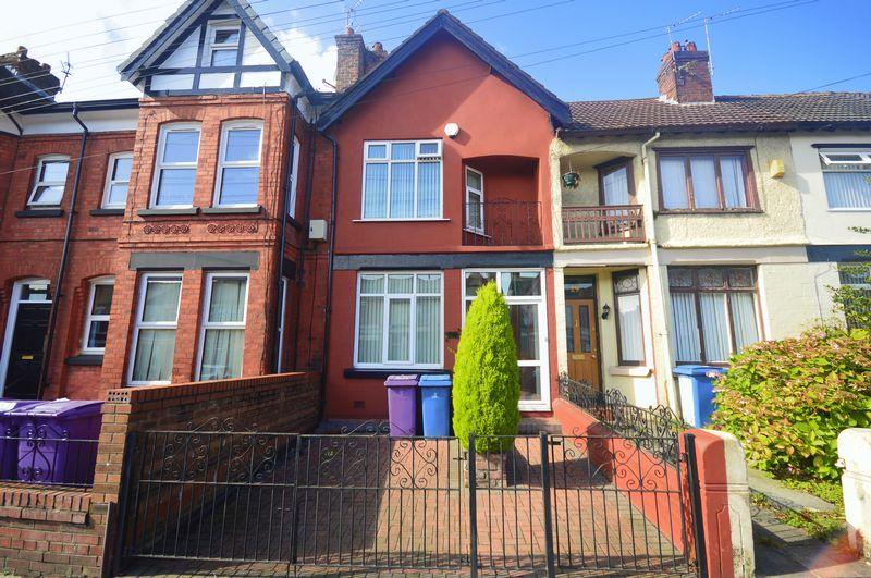 3 Bedrooms Terraced House for sale in Rathbone Road, Wavertree