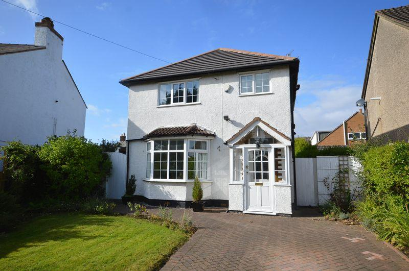 3 Bedrooms Detached House for sale in Newton Cross Lane, Newton