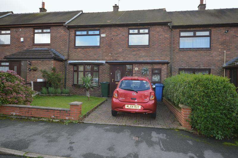 2 Bedrooms Terraced House for sale in Jefferson Way, Rochdale