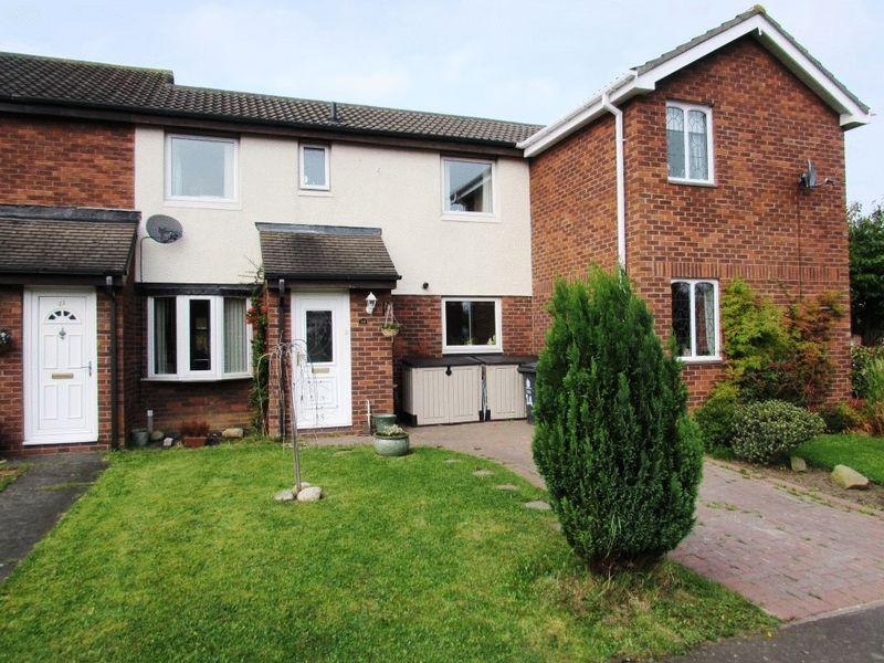 2 Bedrooms Terraced House for sale in Dalton Court, Wallsend - Two Bedroom Terraced House