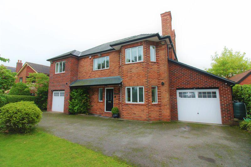 6 Bedrooms Detached House for sale in The Highway, Hawarden