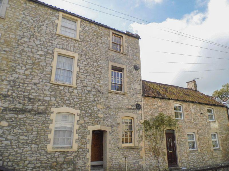 2 Bedrooms Terraced House for sale in Draycott Road, Shepton Mallet