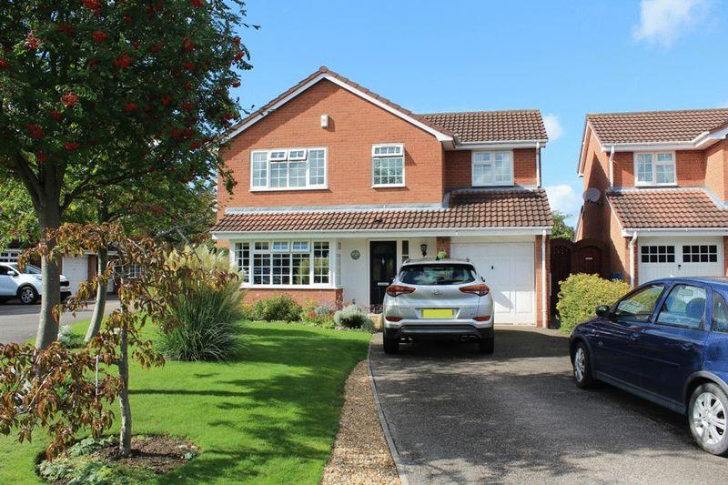 4 Bedrooms Detached House for sale in Oswell Road, Underdale, Shrewsbury, SY2 5YL