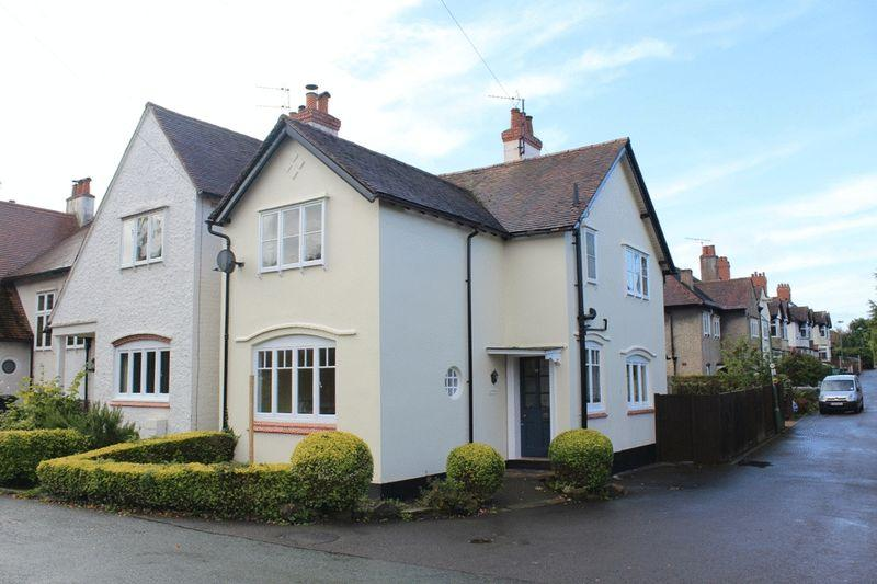 3 Bedrooms Detached House for sale in Port Hill Drive, Port Hill, Shrewsbury, SY3 8RP