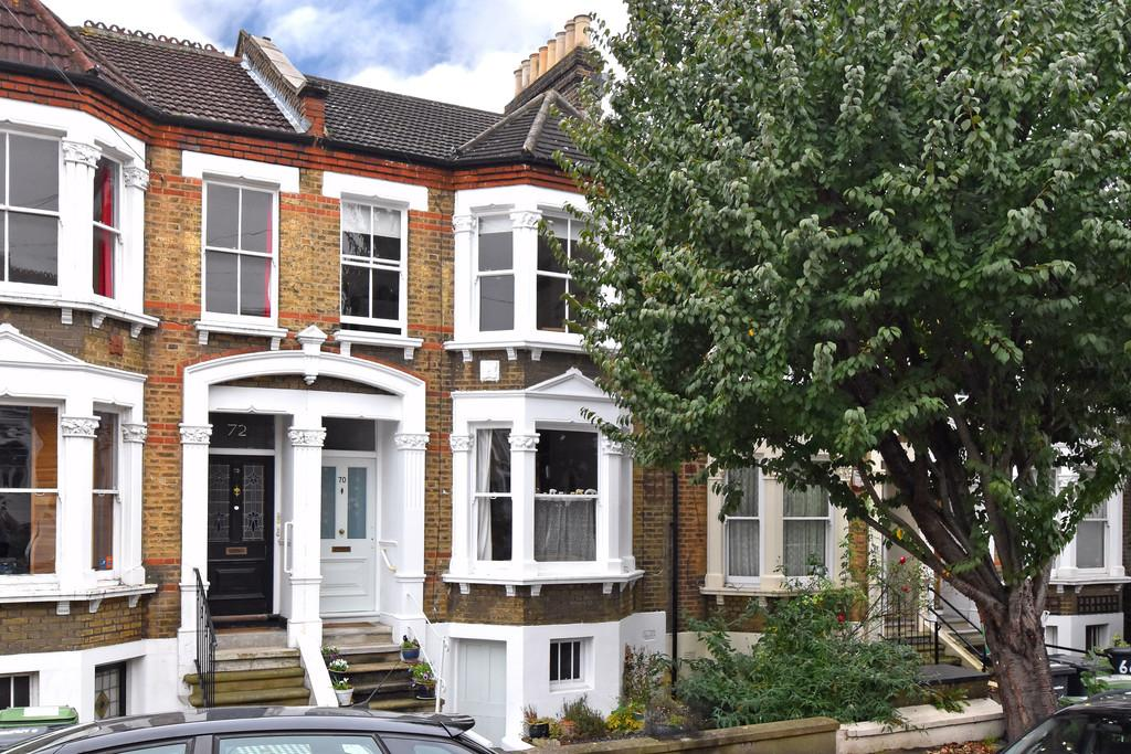 4 Bedrooms Terraced House for sale in Waller Rd SE14