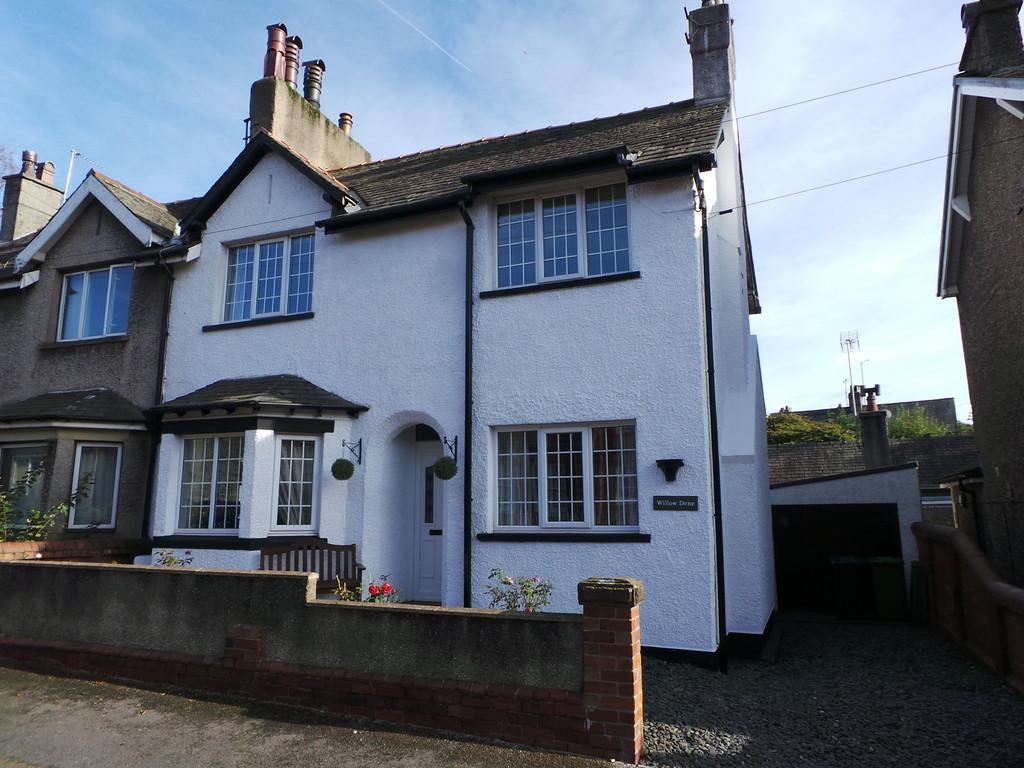 3 Bedrooms Semi Detached House for sale in Kings Road, Ulverston