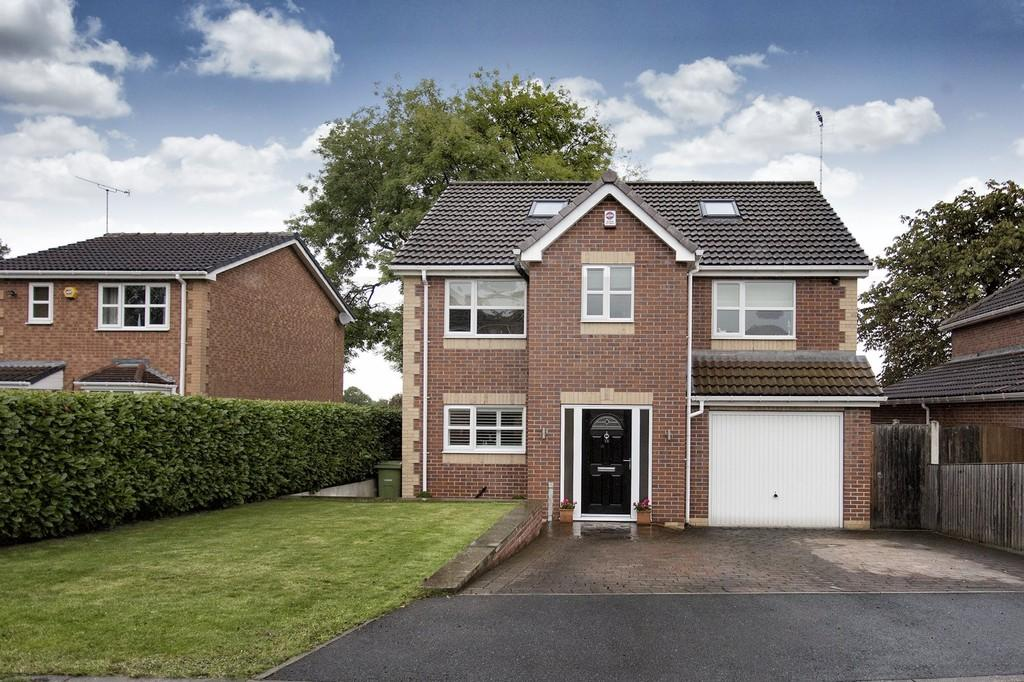 5 Bedrooms Detached House for sale in Harwood Close, Sandal