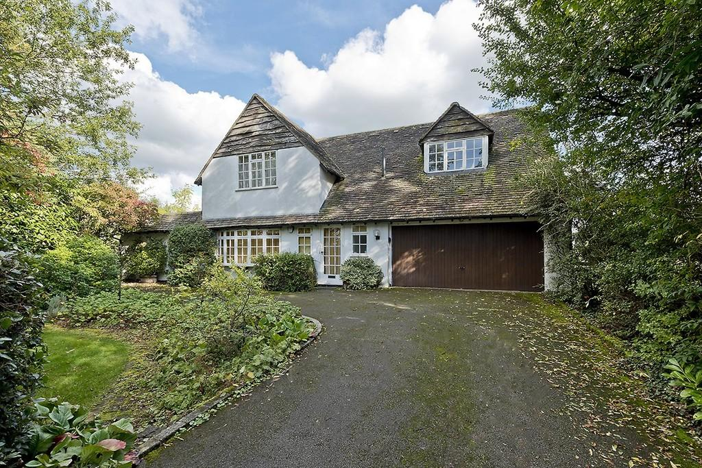 4 Bedrooms Detached House for sale in Packwood Road, Lapworth