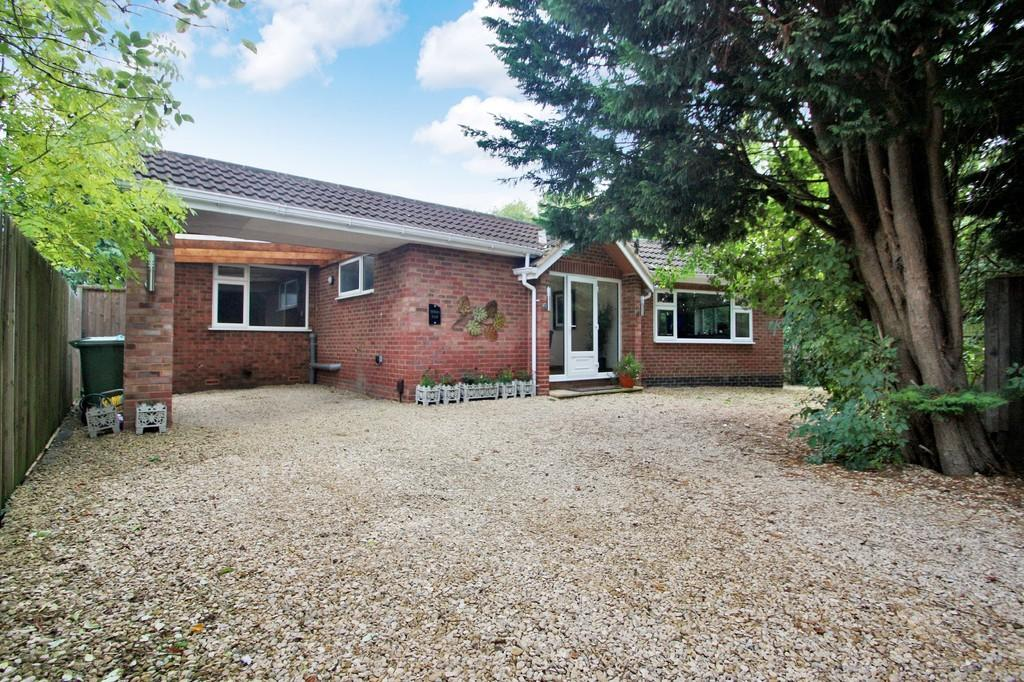 4 Bedrooms Detached Bungalow for sale in Bordon Hill, Stratford upon Avon