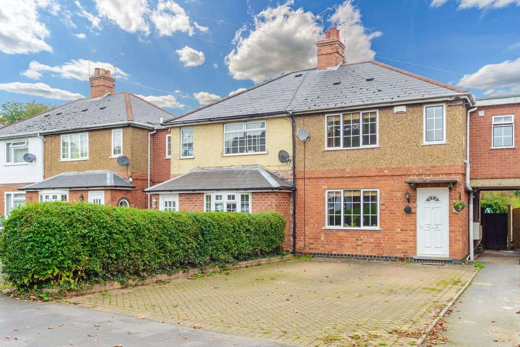 3 Bedrooms Semi Detached House for sale in Chestnut Avenue, Kenilworth
