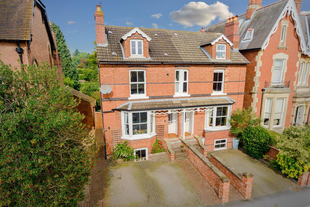 4 Bedrooms Semi Detached House for sale in Station Road, Kenilworth