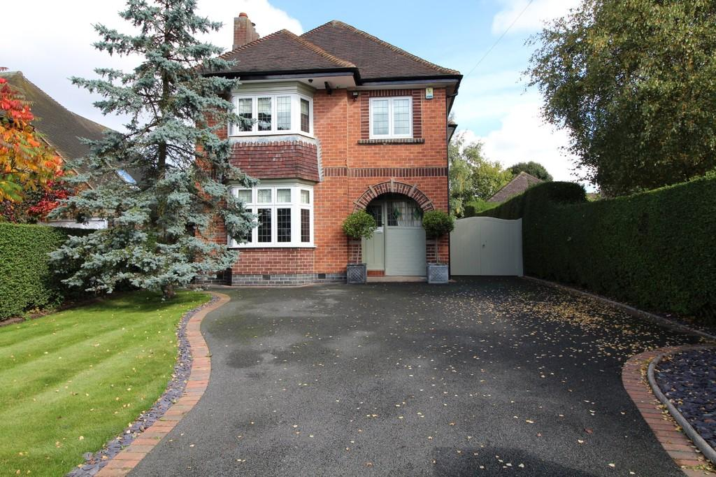 4 Bedrooms Detached House for sale in Station Road, Ibstock