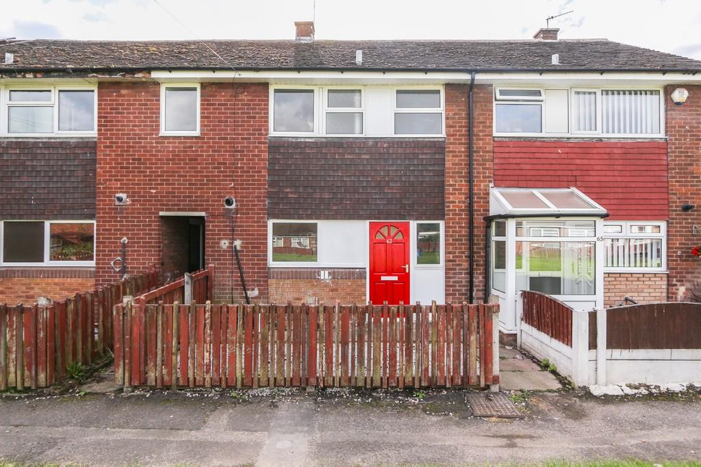 3 Bedrooms Terraced House for sale in 63 Parkstone Road, Irlam, Manchester