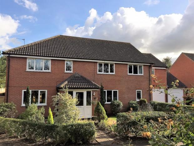 6 Bedrooms Detached House for sale in Burton Road, Melton Mowbray, LE13