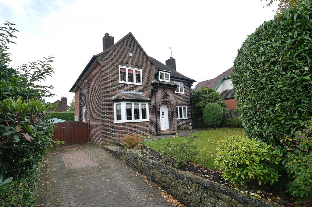 4 Bedrooms Detached House for sale in Higham Lane, Gee Cross