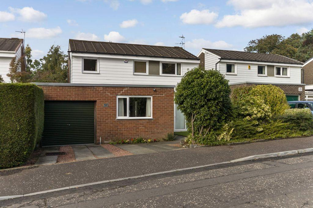 4 Bedrooms Detached House for sale in 122 Barnton Park Avenue, Barnton, EH4 6HE