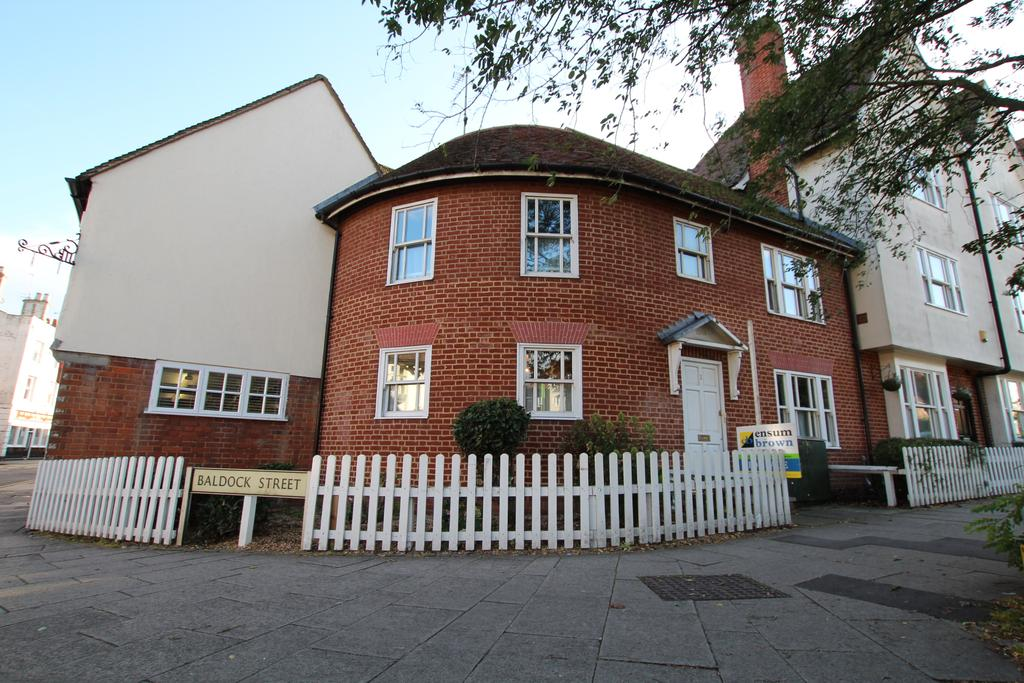 2 Bedrooms Terraced House for sale in Watton Road, Ware SG12