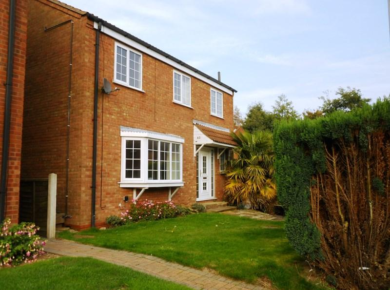 4 Bedrooms Detached House for sale in Ebor Manor, Keyingham, Hull
