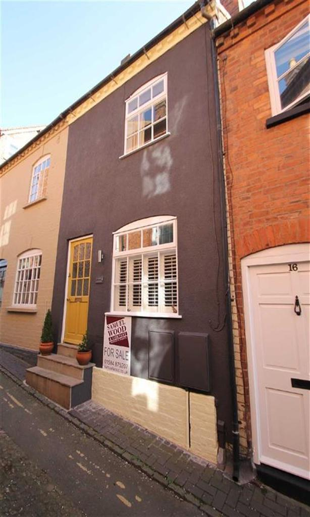 2 Bedrooms Terraced House for sale in Upper Linney, Ludlow