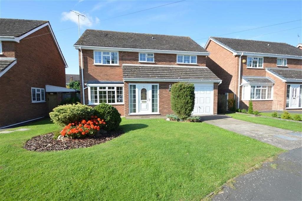 5 Bedrooms Detached House for sale in 3, Oak Road, Hanwood, SY5